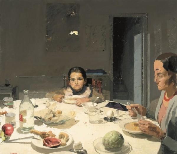 Figure 16. The Dinner, 1971-80