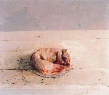 Figure 18. Skinned Rabbit, 1972