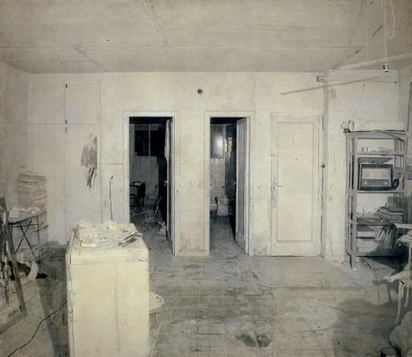 Figure 22. Studio with Three Doors, 1969-70