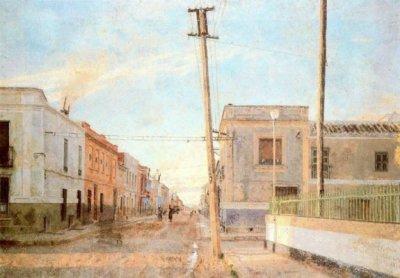 Figure 5. Calle de Santa Rita, 1961